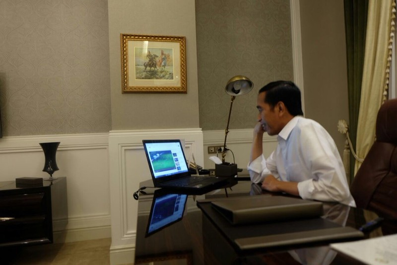 Tổng thống Widodo bùng nổ sau chiến thắng của Indonesia - ảnh 3