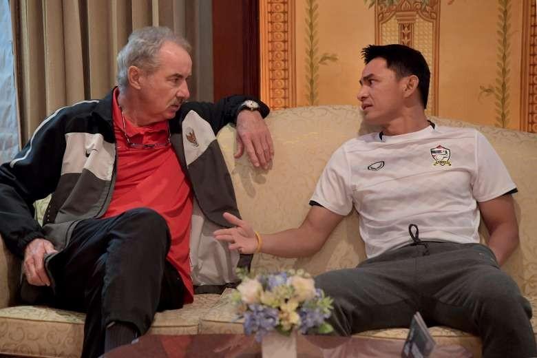 Kiatisak mất ngủ khi Thái Lan thua Indonesia - ảnh 1