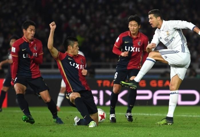 Ronaldo lại mang danh hiệu về cho Real - ảnh 1