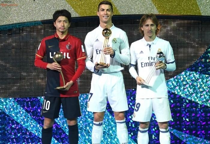 Ronaldo lại mang danh hiệu về cho Real - ảnh 2