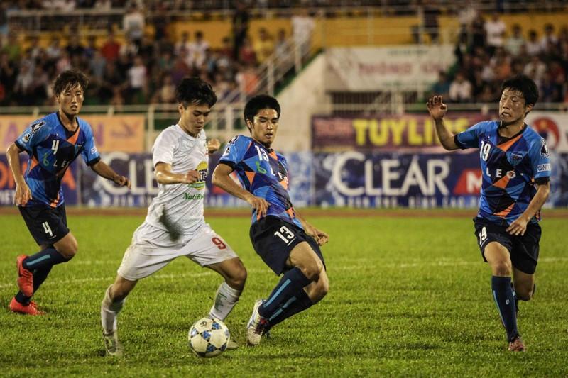 U-21 HA Gia Lai thành cựu vô địch sau loạt 'đấu súng' - ảnh 4