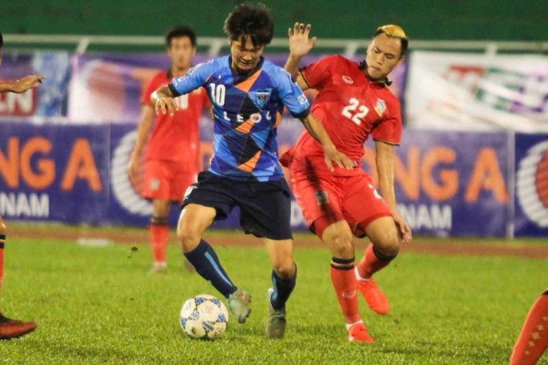 Giải U-21: Yokohama vô địch, Văn Toàn ẵm 3 giải - ảnh 1