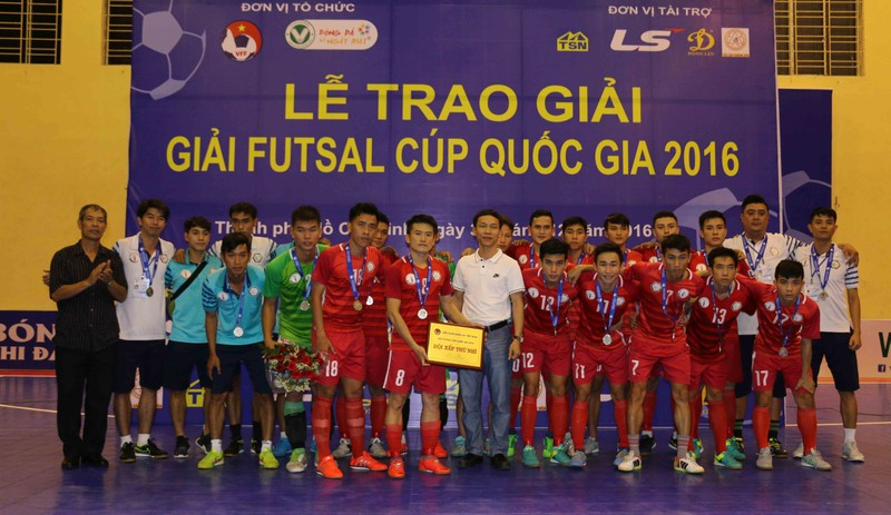 Cúp Quốc gia: Sau loạt 'đấu súng' Thái Sơn Nam vô địch - ảnh 2