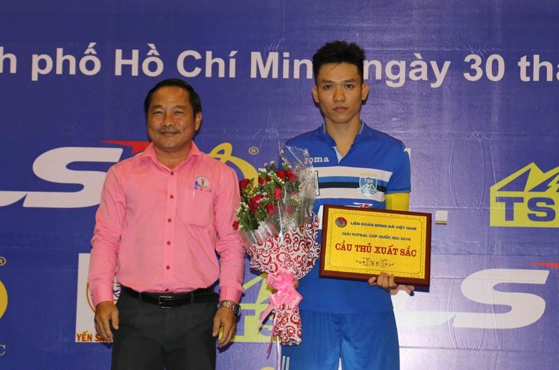 Cúp Quốc gia: Sau loạt 'đấu súng' Thái Sơn Nam vô địch - ảnh 3