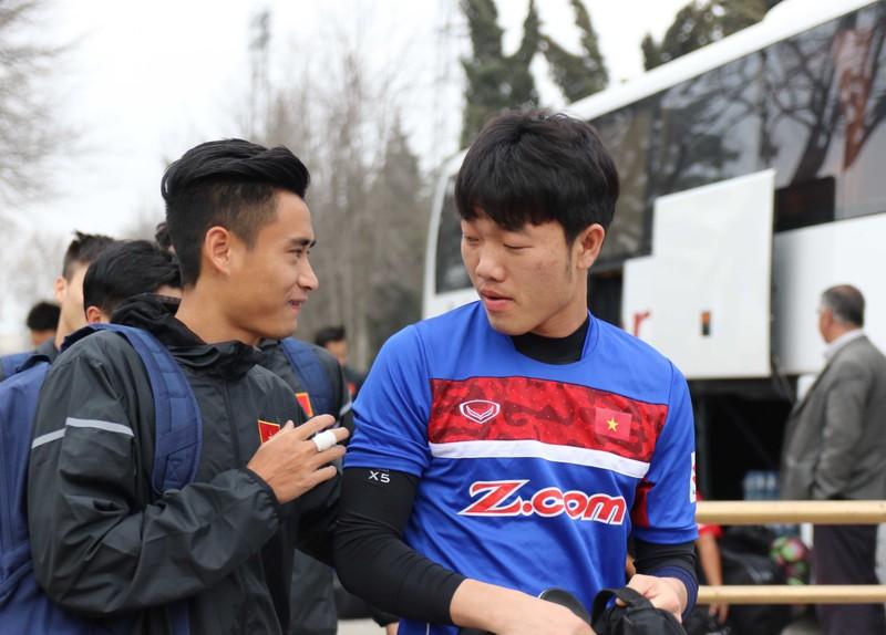 Đội tuyển Việt Nam tại Dushanbe: Ấm cúng như ở nhà - ảnh 5