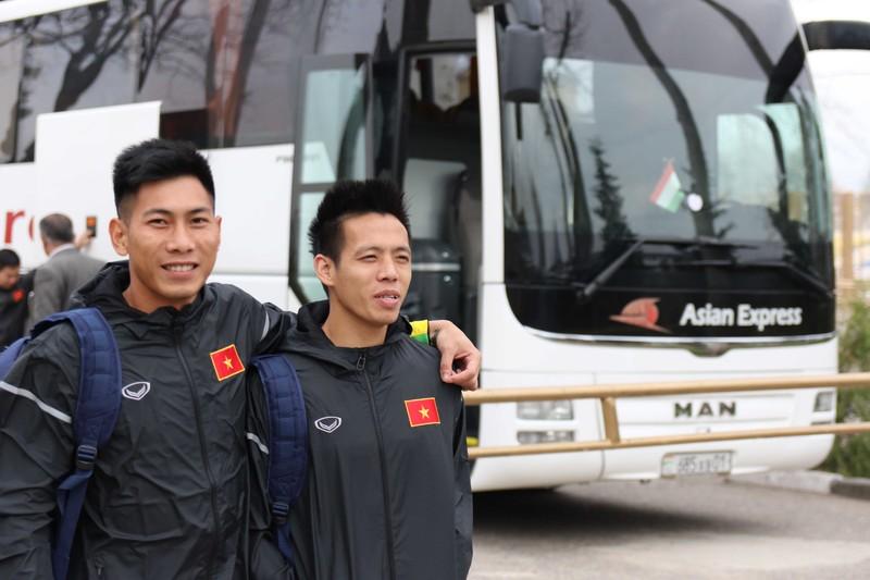 Đội tuyển Việt Nam tại Dushanbe: Ấm cúng như ở nhà - ảnh 2
