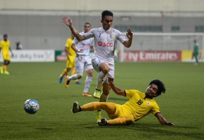 Thắng Tampines Rovers, Hà Nội FC lên đầu bảng G - ảnh 1