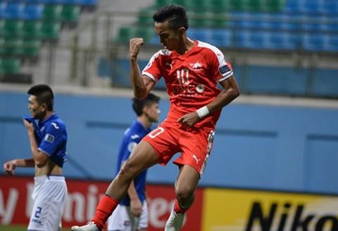 AFC Cup: Than Quảng Ninh thua nhạt trên sân nhà - ảnh 1
