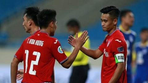 AFC Cup: Than Quảng Ninh thua nhạt trên sân nhà - ảnh 2
