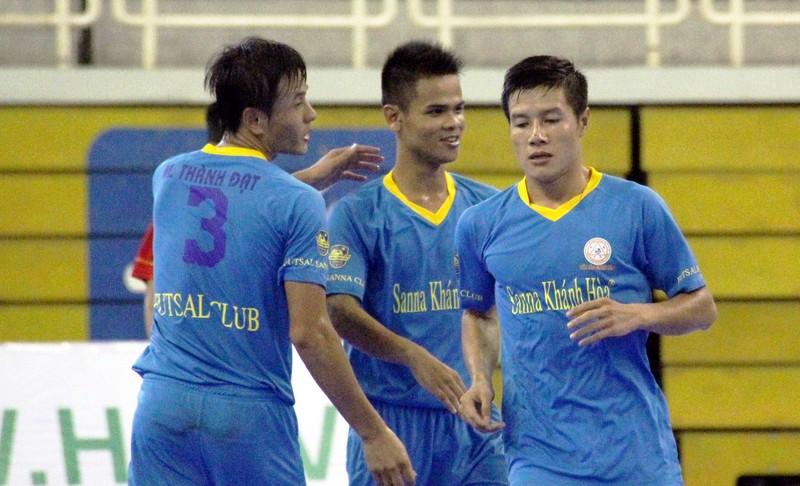 Giải Futsal quốc gia: Nảy lửa ngay từ vòng khai mạc - ảnh 1