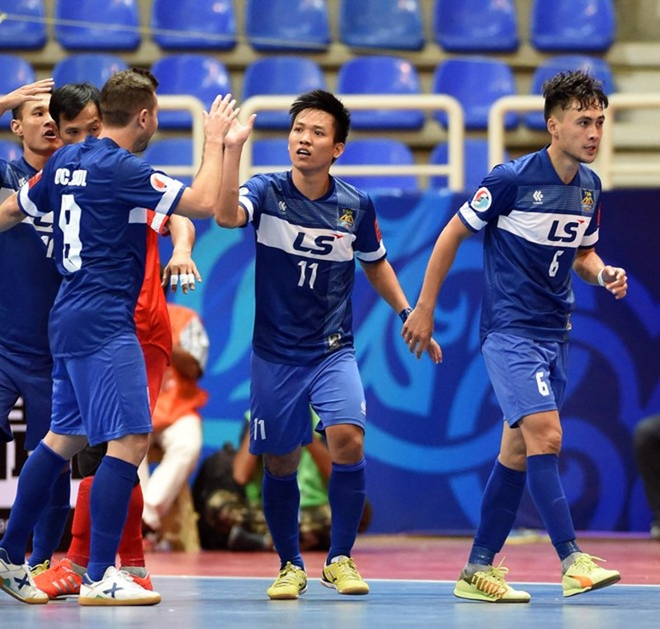 Giải Futsal quốc gia: Nảy lửa ngay từ vòng khai mạc - ảnh 2