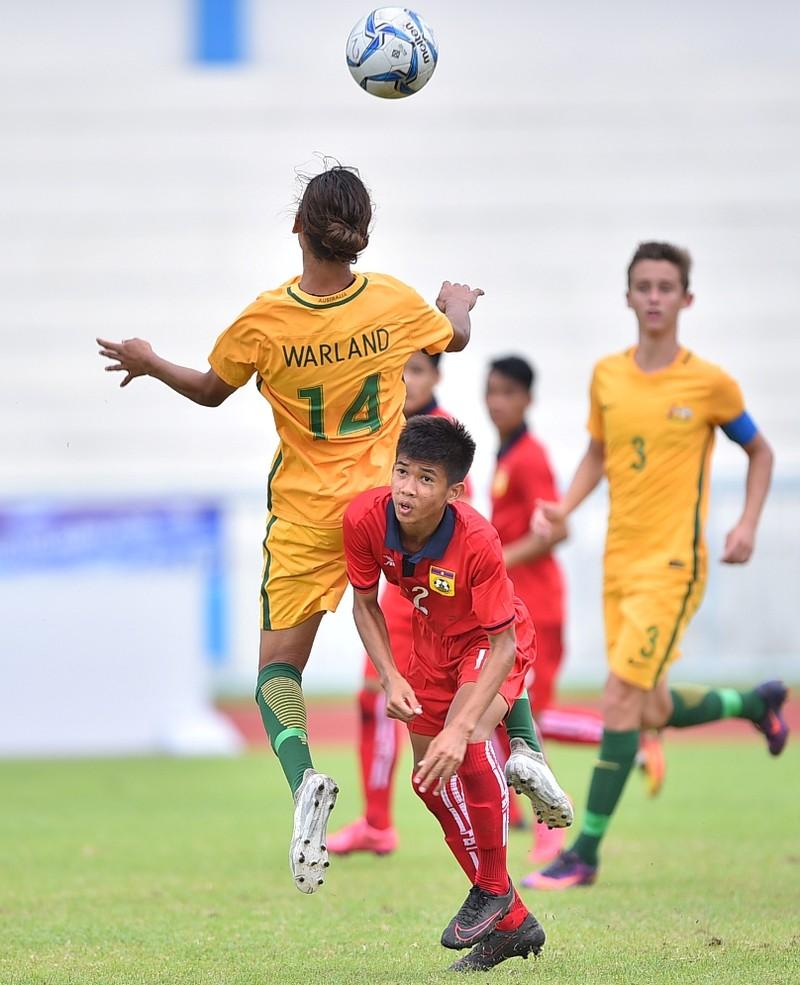 Đánh bại Đông Timor, Việt Nam toàn thắng vòng bảng  - ảnh 1