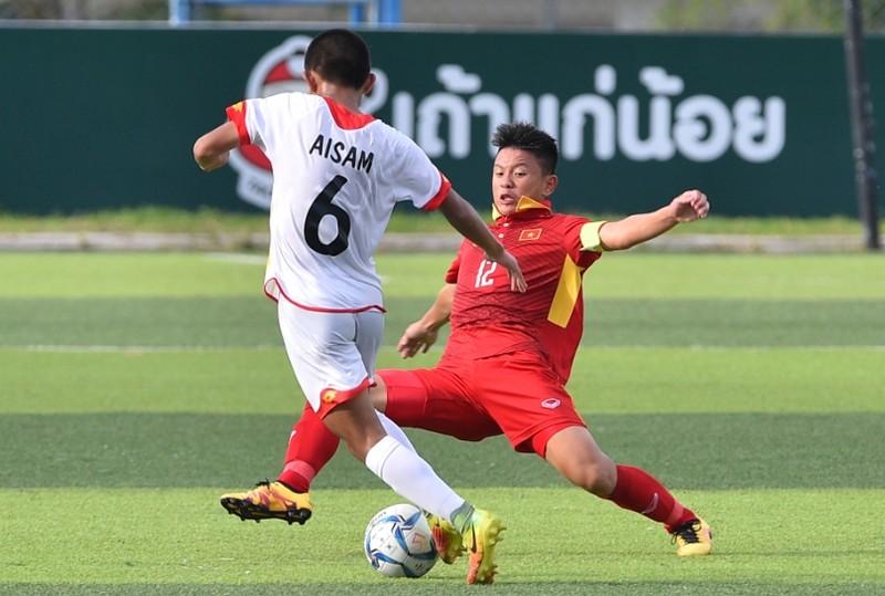Đánh bại Đông Timor, Việt Nam toàn thắng vòng bảng  - ảnh 2