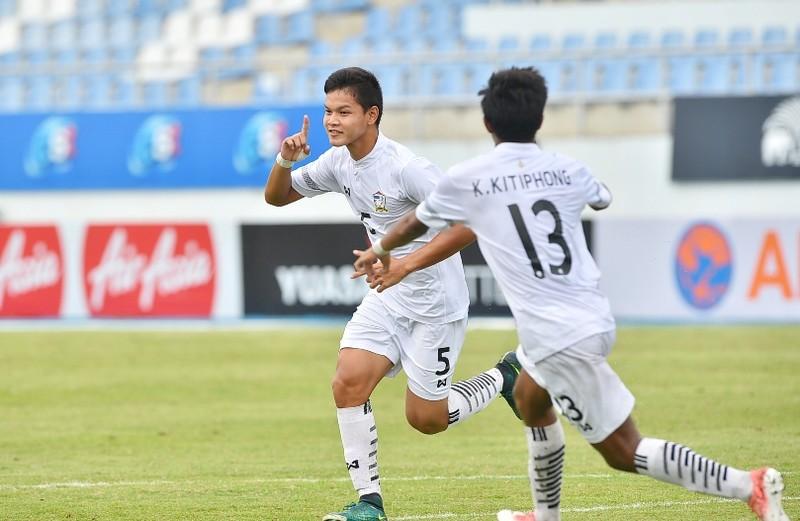 Hạ Thái ngay trên đất Thái, VN vô địch U-15 Đông Nam Á - ảnh 2
