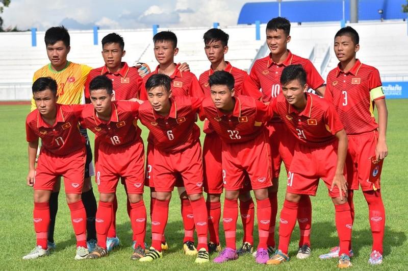 Hạ Thái ngay trên đất Thái, VN vô địch U-15 Đông Nam Á - ảnh 3