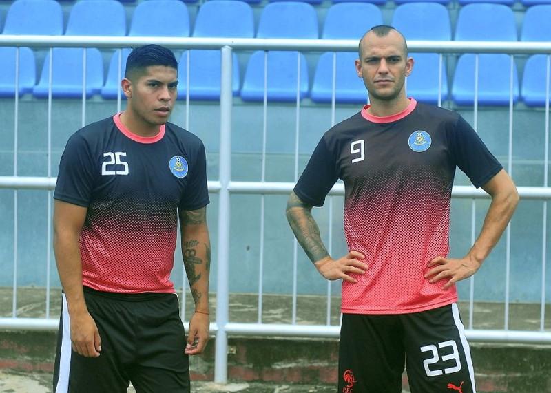 Tuyển Malaysia nhập tịch tiền vệ Tây Ban Nha - ảnh 1