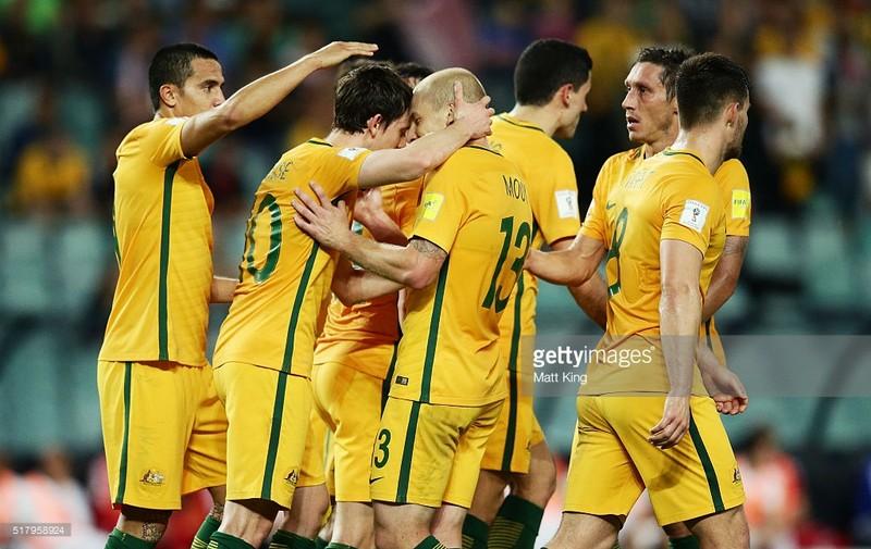 Úc và Syria bất phân thắng bại - ảnh 3