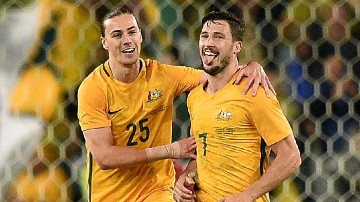 Úc và Syria bất phân thắng bại - ảnh 1