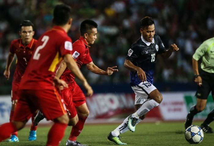 Vitorino nặng áp lực Campuchia phải đánh bại tuyển VN - ảnh 3