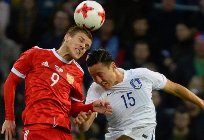 Hàn Quốc ghi bốn bàn vẫn thua 2-4 - ảnh 2