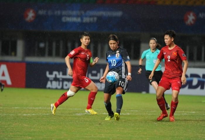 U-19 Việt Nam thua sấp mặt trước U-19 Nhật - ảnh 2