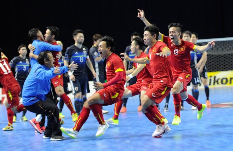 Futsal Việt Nam tìm suất đi châu Á… rồi World Cup - ảnh 2