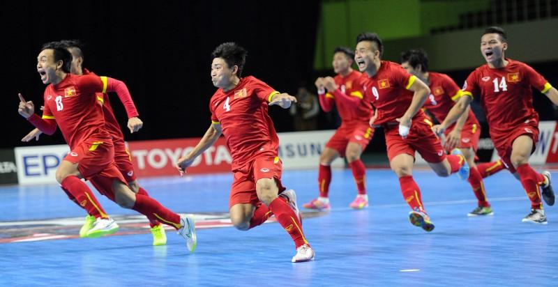 Futsal Việt Nam tìm suất đi châu Á… rồi World Cup - ảnh 4