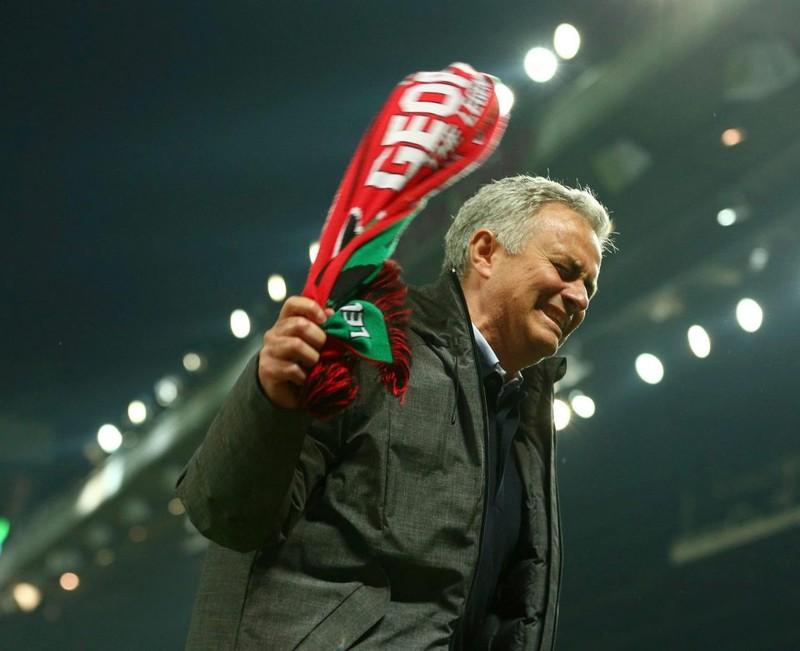 Mourinho: 'Tôi khổ... cũng vì tôi thôi' - ảnh 3
