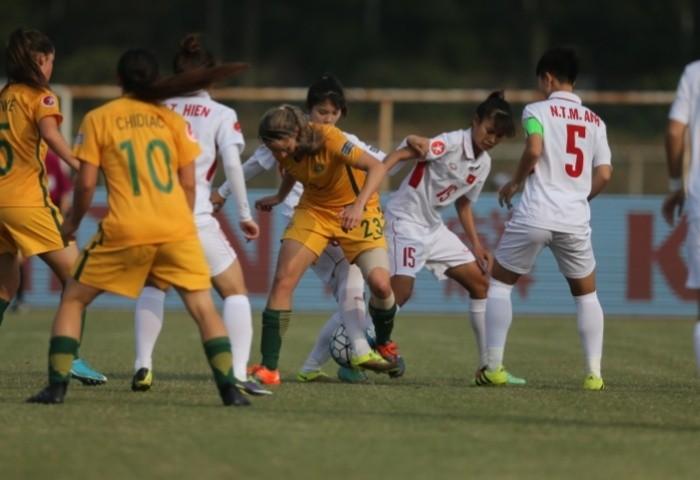 U-19 Việt Nam và Thái Lan chia tay VCK U-19 châu Á - ảnh 3