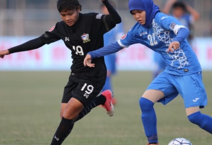 U-19 Việt Nam và Thái Lan chia tay VCK U-19 châu Á - ảnh 2