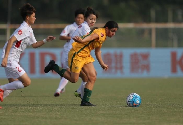 U-19 Việt Nam và Thái Lan chia tay VCK U-19 châu Á - ảnh 1