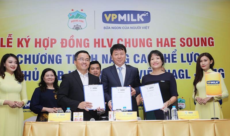 HLV Chung nói 'xin chào' bằng tiếng Việt,chất giọng Hàn - ảnh 5