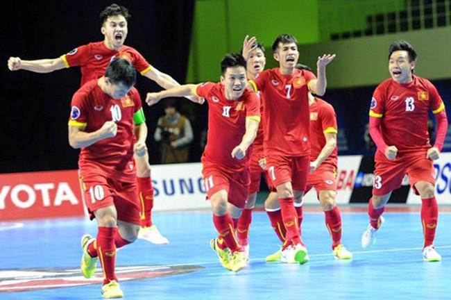 'Mưa gôn' ở giải Futsal Đông Nam Á - ảnh 3