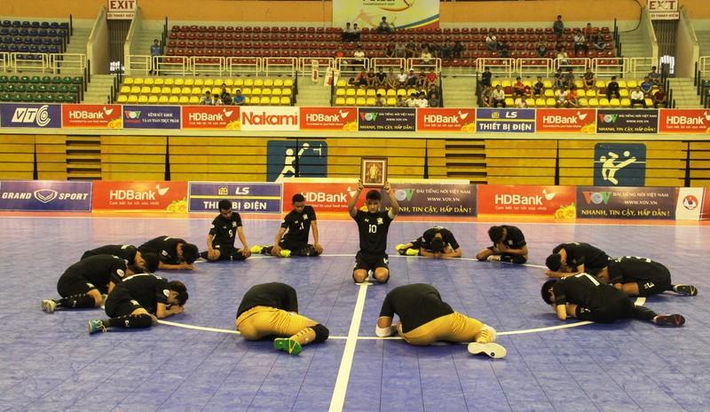 'Mưa gôn' ở giải Futsal Đông Nam Á - ảnh 2