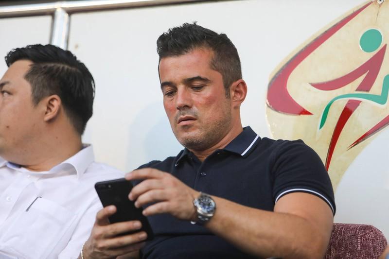 Ông Park gửi trợ lý đến xem derby TP.HCM - ảnh 6