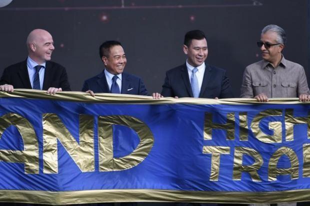 Bóng đá Thái sang trang mới có sự 'chứng giám' của FIFA - ảnh 1