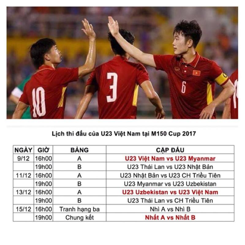 U-23 Việt Nam gặp ngay đối thủ khó chịu - ảnh 4