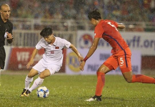 U-23 Việt Nam gặp đối thủ từ khó đến dễ - ảnh 1