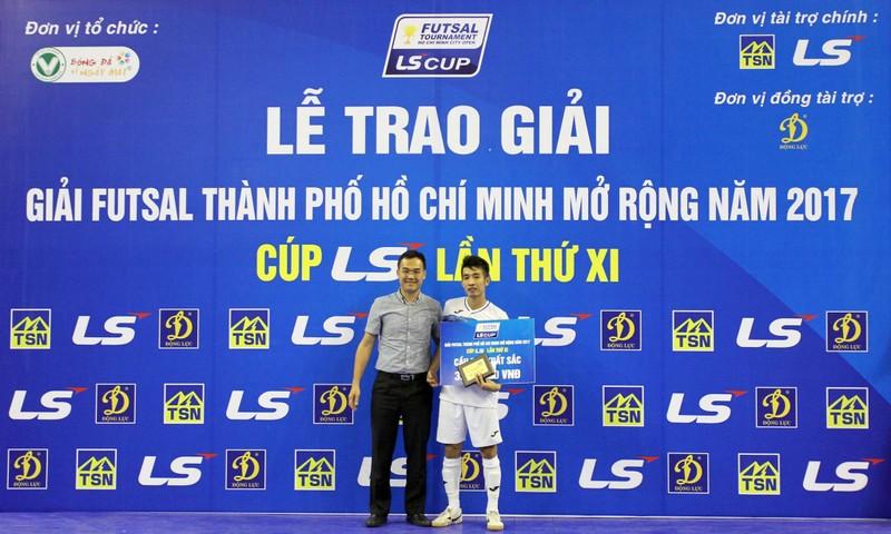 Thái Sơn Nam vô địch - ảnh 2