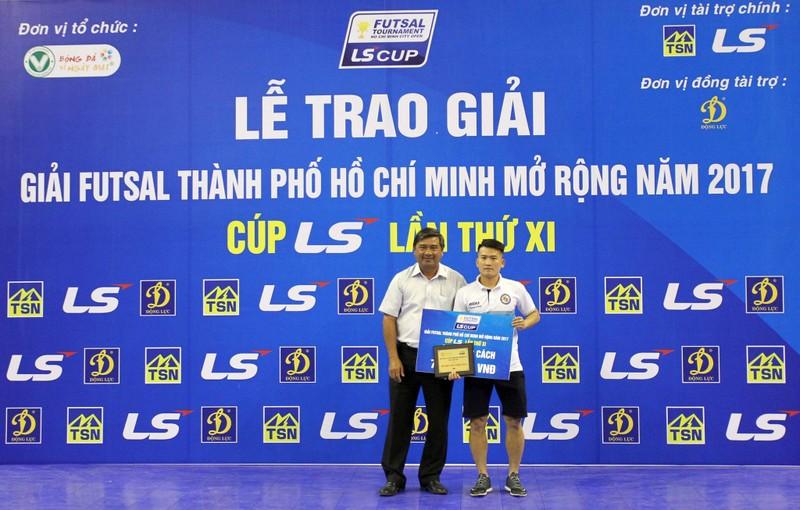 Thái Sơn Nam vô địch - ảnh 3