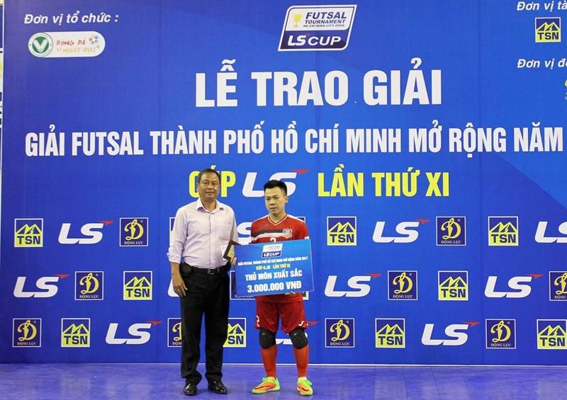 Thái Sơn Nam vô địch - ảnh 4