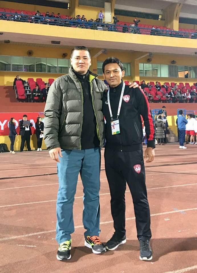 Cựu tiền vệ HA Gia Lai dẫn quân đối đầu Sanna Khánh Hòa - ảnh 2