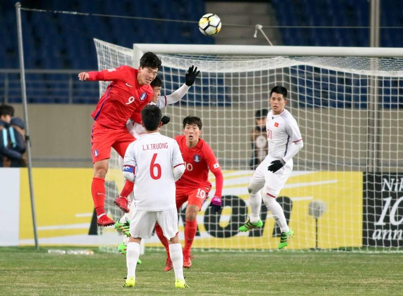 U-23 Việt Nam thua ngược Hàn Quốc: Thua thế là tốt rồi! - ảnh 1