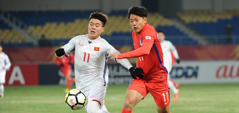 U-23 Việt Nam thua ngược Hàn Quốc: Thua thế là tốt rồi! - ảnh 4