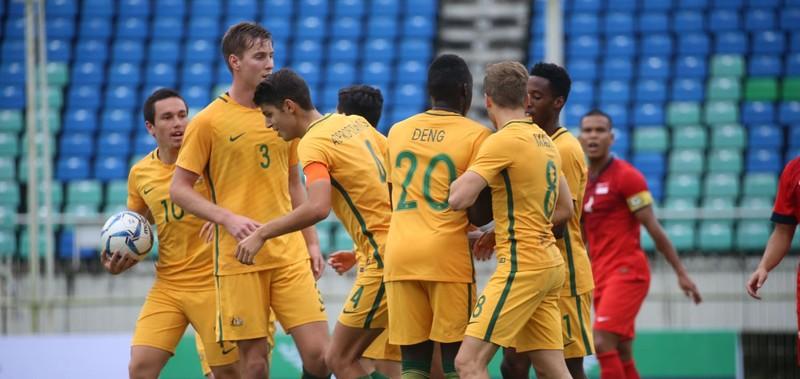'Tôi muốn ghi nhiều bàn thắng vào lưới U-23 Việt Nam' - ảnh 2