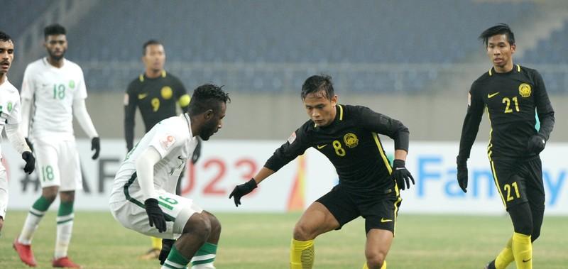 U23 Malaysia tạo địa chấn, loại Saudi Arabia vào tứ kết - ảnh 3