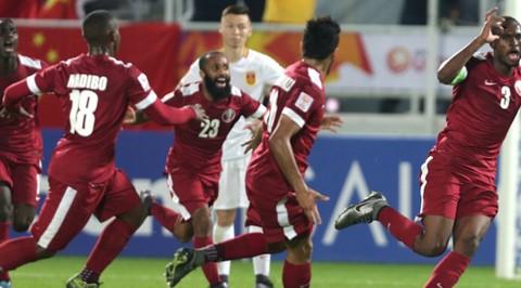 Những 'ông hoàng' U-23 Qatar - ảnh 3
