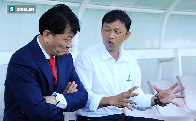 Ông Park gọi, ông Chung trả lời - ảnh 3
