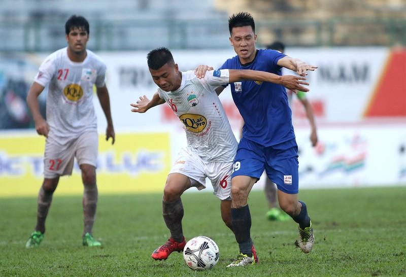Vắng Công Phượng,HA Gia Lai vẫn hạ nhà vô địch V-League - ảnh 5