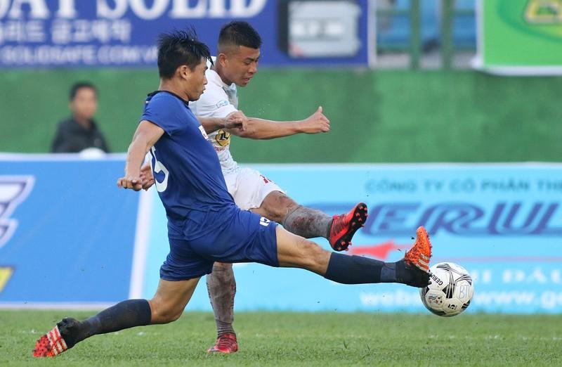 Vắng Công Phượng,HA Gia Lai vẫn hạ nhà vô địch V-League - ảnh 6